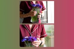 Delivery flowers service.Online order in a flower shop Product Image 2