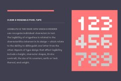 SB Navigator - Pixel Font Product Image 3