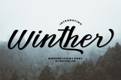 Winther script Product Image 1