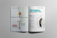 Magazine layout design Product Image 5