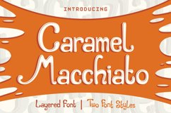 Caramel Macchiato Product Image 1