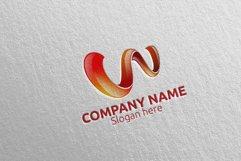 Letter W Logo Design 37 Product Image 4