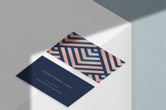 Elegant Gold Business Card 5 Product Image 6