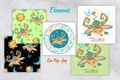 Taurus zodiac sign. For children.   Product Image 2