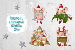 Christmas Rat Product Image 2