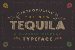 Web Font Tequila Product Image 1