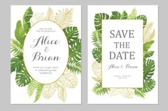 Wedding invitations set #3 Product Image 6