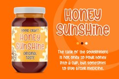 Lonely Sunday - Quirky Monoline Font Product Image 5