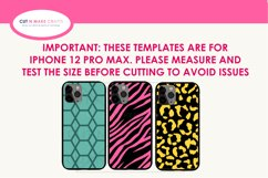 29 iPhone 12 Pro SVG Designs| Phone Case Decals Product Image 2
