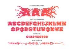 Plop liquid font Product Image 6
