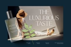 Bollent - Modern And Luxury Typeface Product Image 5