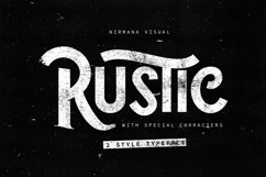 The Rustic - 2 style with special alternate! Product Image 1