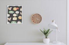 Watercolor dumplings set and Bonus! Product Image 4