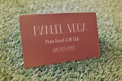 Miami Vibes Art Deco Sans Font Product Image 4