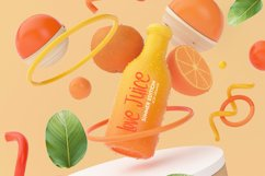 Orange Army - Cute Display Font Product Image 4