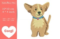 Dogs - Mini Bundle - Embroidery Files Product Image 6