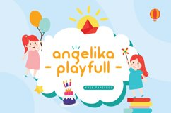 Angelika Family Fonts Product Image 3