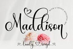 Maddison Lovely Script Product Image 1