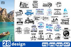 Camping SVG Bundle| Hiking Cut File | Silhouette Product Image 5