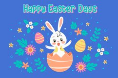 House Easter - Display Fonts Trio Product Image 2