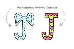 Jungle Font Product Image 2