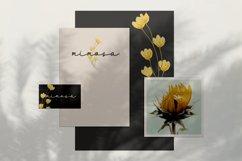 Maidenhair   Monoline Web Font Product Image 3
