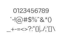 Walcot Modern Sans Serif Font Product Image 3