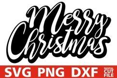 Christmas svg, Merry Christmas svg, Graffiti svg, Afro woman Product Image 1