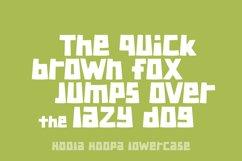 Hoola Hoopa Font PLUS BONUS Ligature Set Product Image 4