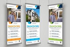 Real Estate Roll up Banner Signage v2 Product Image 2