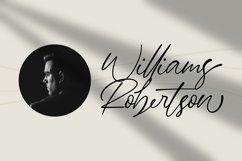 Barnett - Signature Font Product Image 5