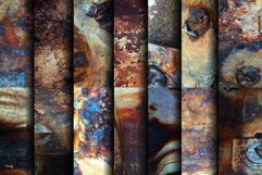 14 Rusted textures set. Product Image 2