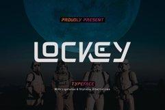 Lockey Typeface Product Image 1