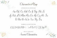 cahjilla Modern Script Calligraphy Font Product Image 6