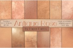 Aged rose gold textures Product Image 1