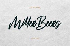 Millstream Handwritten Script Font Product Image 6