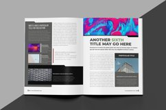 Experiment Indesign Template Product Image 12