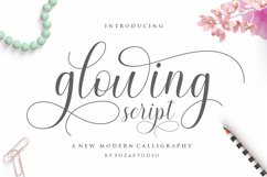 glowing script Product Image 1