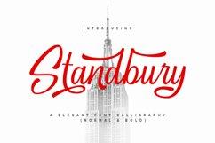 Standbury Script Product Image 1
