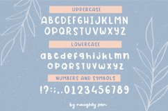 Christine A Quirky Handwritten Font Product Image 3