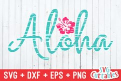 Summer SVG   Aloha   Shirt Design Product Image 2