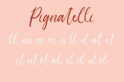 Pignatelli Script Font Product Image 2