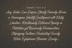 Holidream - Monoline Signature Font Product Image 6