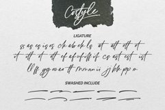 Costyle - A Handriwtten Font Product Image 4