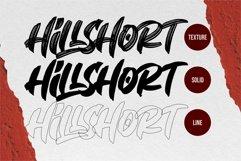 Hillshort -Urban Brush- Product Image 2
