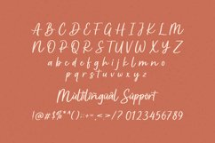 Apricotsy Font Product Image 4