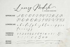 Luxury Modish - Modern Calligraphy Product Image 2