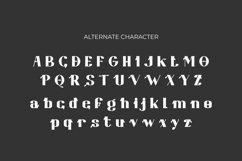 Bongaty - Modern Serif Font Product Image 5
