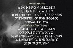 Gloomy Mummy Font Product Image 6