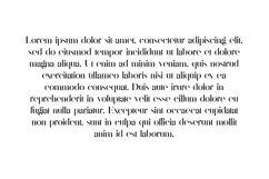 Magoa - Serif Ligature Typeface Product Image 3